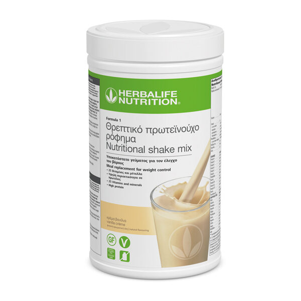 Formula 1 Nutritional Shake Mix Vanilla 550g or 780g