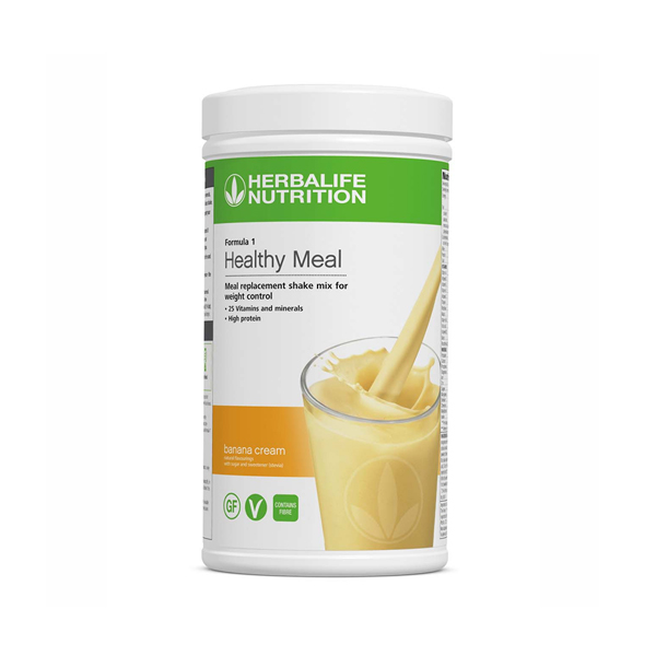Formula 1 Nutritional Shake Mix Banana Cream 550gr