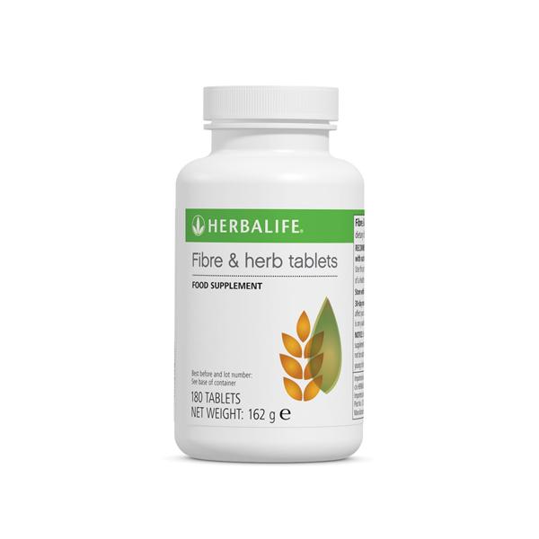 Fibre & Herb Tablets 180 Tablets