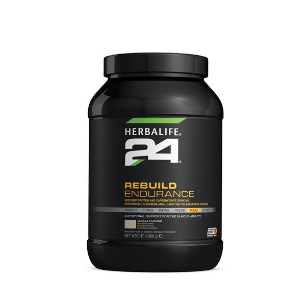Rebuild Endurance Vanilla 1000 g