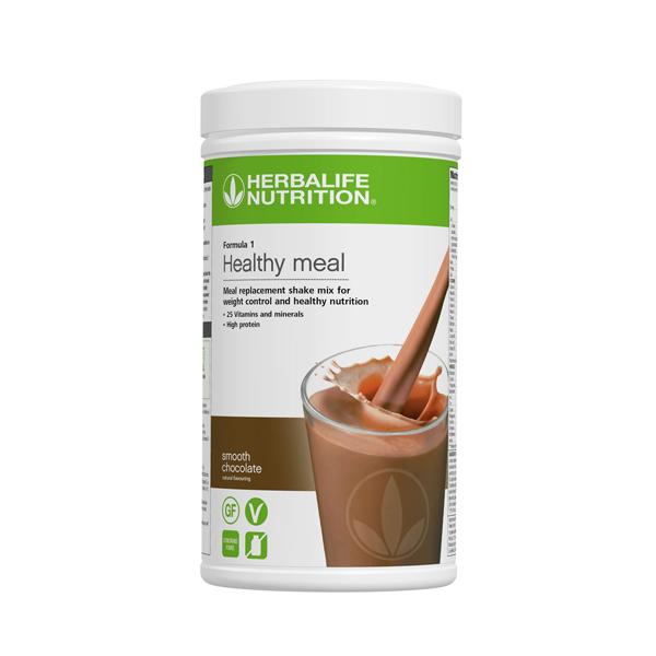 Θρεπτικό Πρωτεϊνούχο Ρόφημα Formula 1 - Γεύση Απαλή Σοκολάτα 550γρ