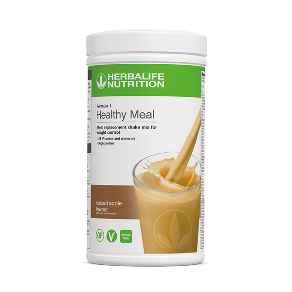 Formula 1 Nutritional Shake Mix Spiced Apple 550 gr