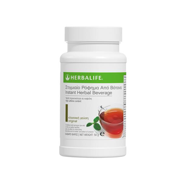 Στιγμιαίο Φυτικό Ρόφημα (Τσάι) Κλασικό 50γρ