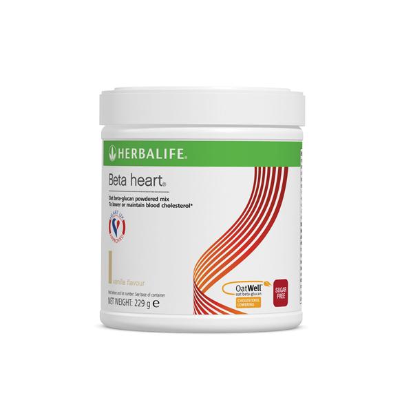 Beta heart® Vanilla 229 g