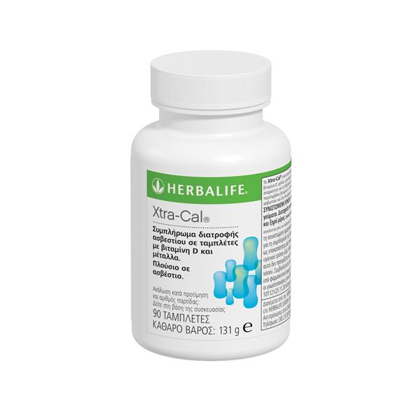 Συμπλήρωμα Διατροφής Ασβεστίου X-tra Cal