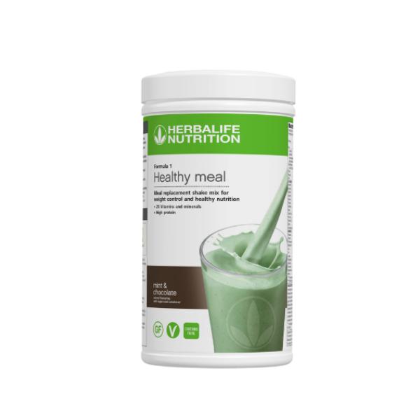 Formula 1 Nutritional Shake Mix Mint & Chocolate 550gr