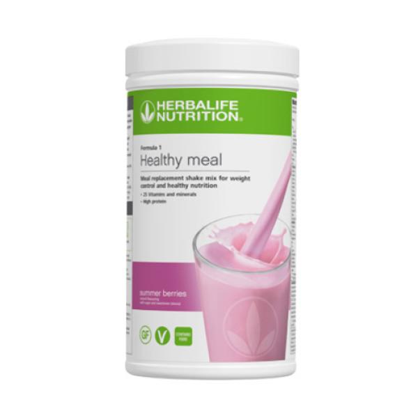 Formula 1 Nutritional Shake Mix Summer Berries 550gr