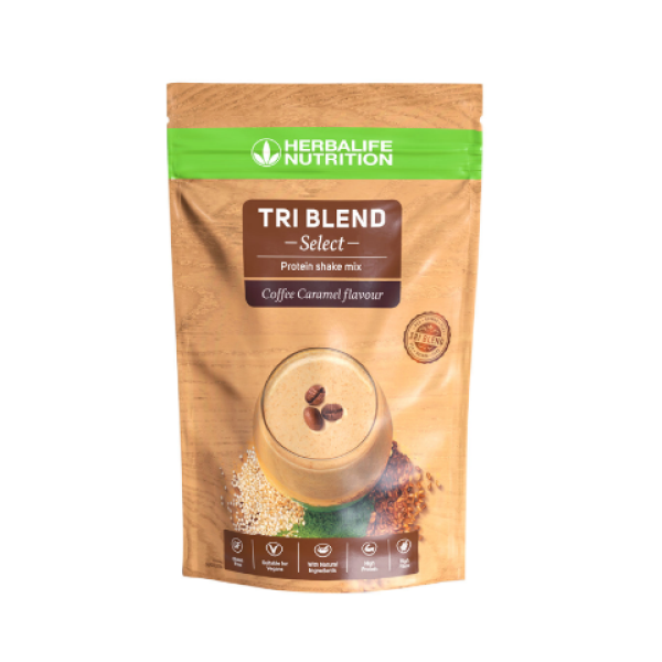 Tri Blend Select - Protein shake mix Coffee caramel 600gr